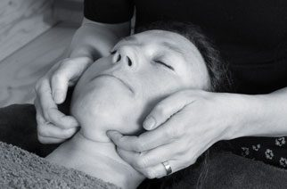 Advanced Myofascial Release Diploma: Digastric work