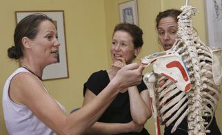 Complete Bodyworker Diploma: Bringing anatomy to life.