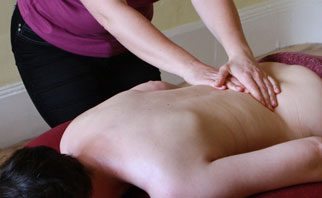 Deep Tissue Massage for the Quadratus Lumborum.