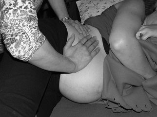 Pregnancy Massage Diploma: Side Lying techniques..