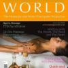 MASSAGE WORLD MAGAZINE ARTICLE 104