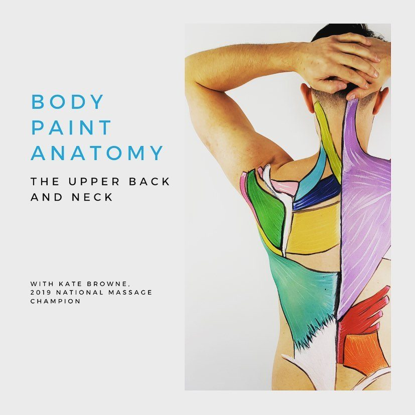 Body Paint Anatomy