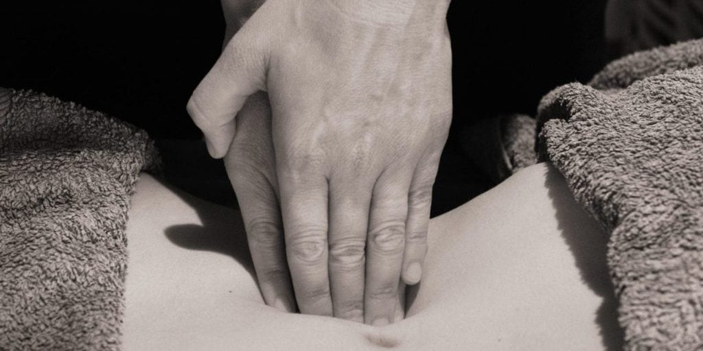 Fascial Release of the Iliacus muscle.